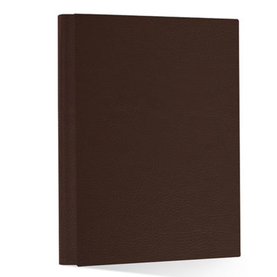 album porta foto marrone
