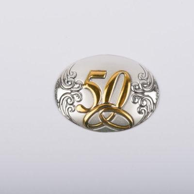applicazione argento anniversario