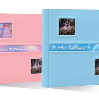 album foto battesimo nascita