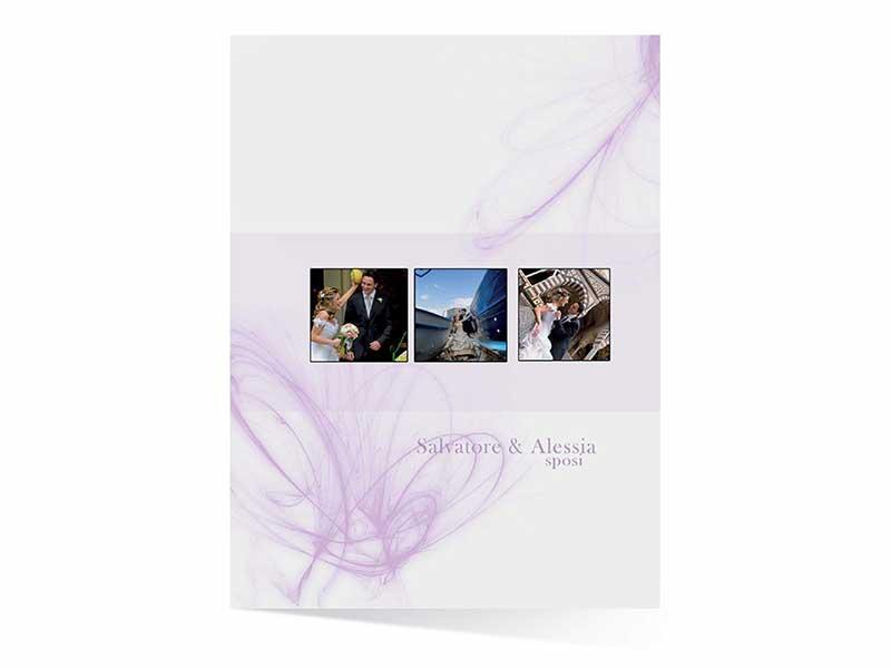 foto album per matrimonio