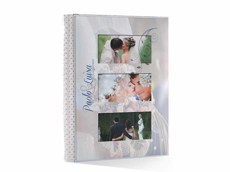 album matrimonio con foto