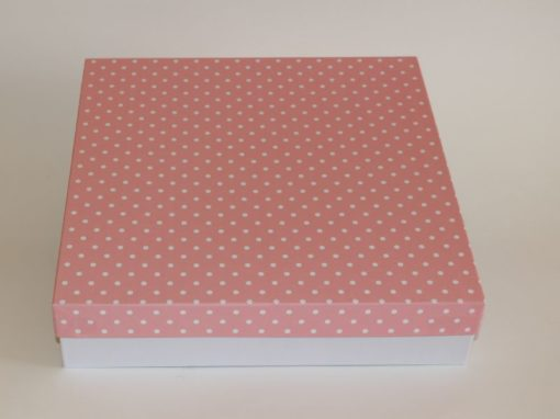 scatola giorgia rosa